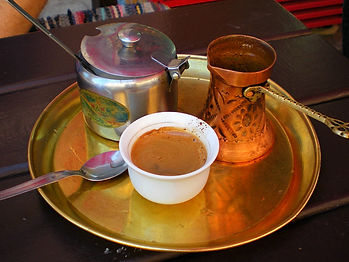 turkish coffee, Bosnia and Herzegovina