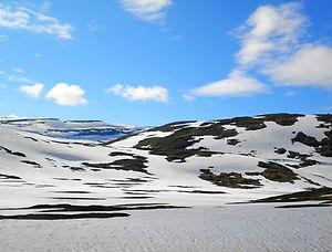 norway, snow