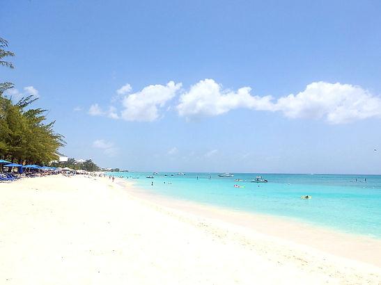 beach, george town, cayman island