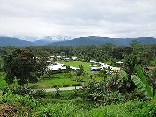 kokoda, papua new guinea, village, track, trail