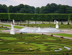 hanover, germany, herrenhausen gardens
