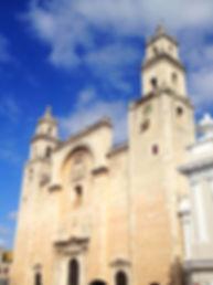 merida cathedral mexico