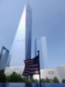 9/1 memorial, new york city