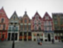 Markt, bruges, belgium, market square