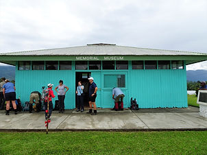 kokoda, papua new guinea, memorial, museum