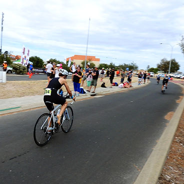busselton triathlon cycling australia