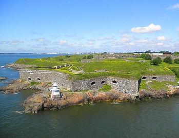 helsinki, fortress, finland