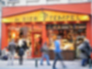 Bier Tempel, brussels, belgium, beer, shop