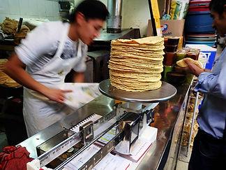 tortillas mexico city