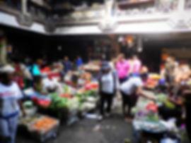 Ubud market Bali Indonesia