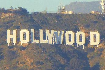 Hollywood sign, LA