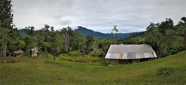 kokoda trail, track, papua new guinea, mountain, jungle, trek, hike, village, ioribaiwa