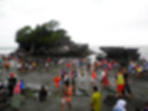 Tanah Lot Bali Indonesia temple
