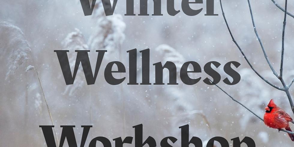 Relax & Roll: A Winter Wellness Workshop - with Kat Boehm