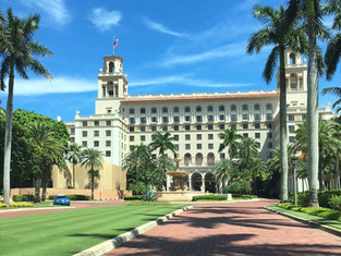 Using the Fine Hotels and Resorts Benefits for a Luxurious Staycation at The Breakers