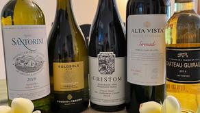 May Day - Vino y Vegan, a Vegan Dinner Wine Pairing Event