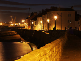 Town Wall Hartlepool