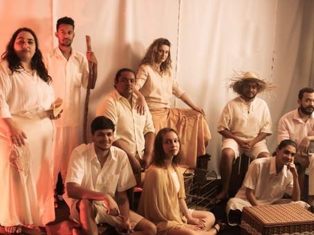 Inspirado nas obras de Guimarães Rosa, Estúdio Cênico apresenta 'Rosas, no meio da Travessia'