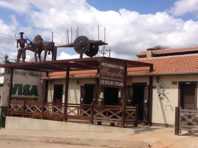 fachada restaurante sarapalha