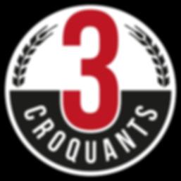 Logo Brasserie artisanale des 3 Croquans