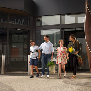 SHOP Woolworths and speciality stores at The Village Warralily