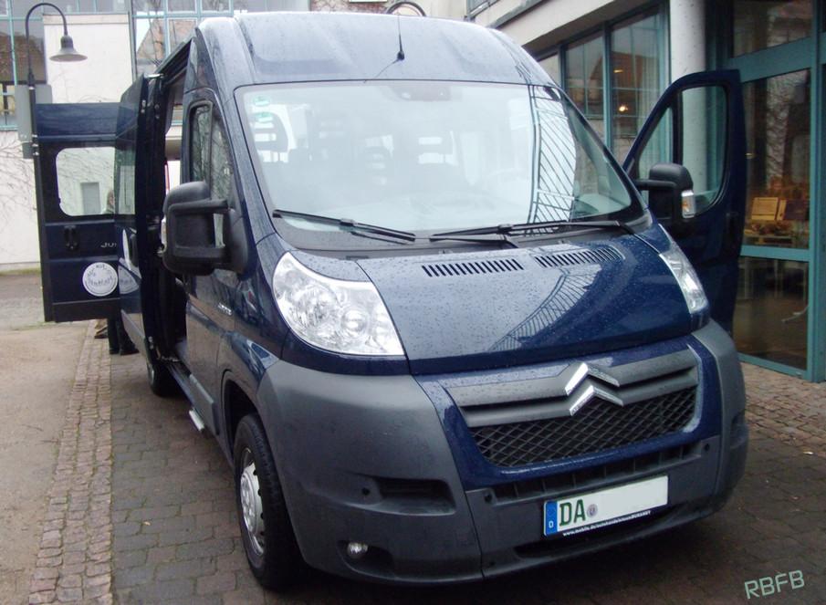 Citroen Bus (Jumper)