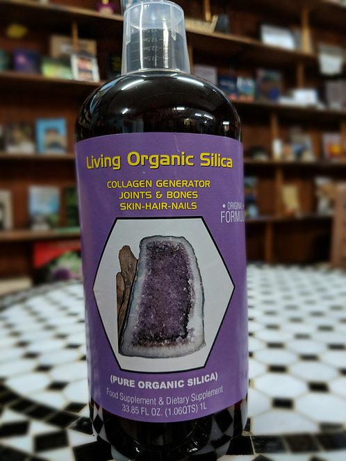 Living Organic Silica Liquid (1000ml)