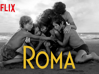 Roma Review: A Mexican Man's Interpretation of Cinema