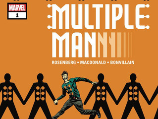 Multiple Man #1 Review