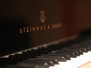 An Aluminum Piano?