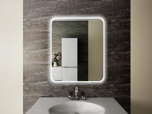 Зеркало с подсветкой 02 70х90