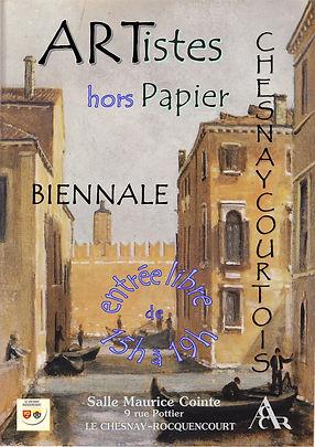Biennale Art hors Papier