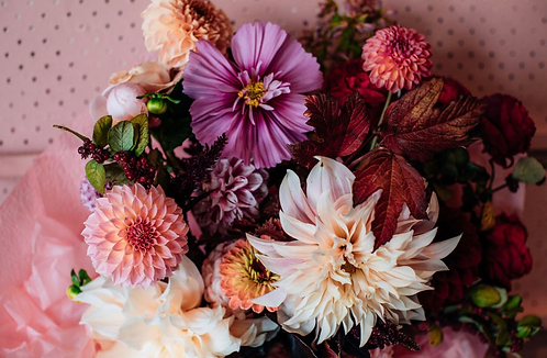 Seasonal Bouquet (but bigger)