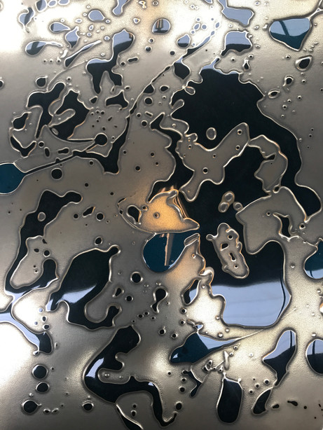 The Dark Splash Brass Artsurface