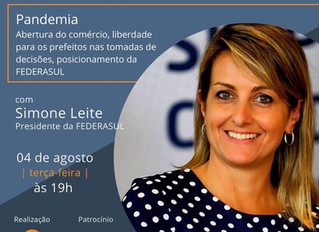 Circuito de Lives ACICC - Banrisul VERO Convidada: Simone Leite
