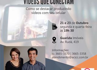 Workshop: Vídeos que conectam