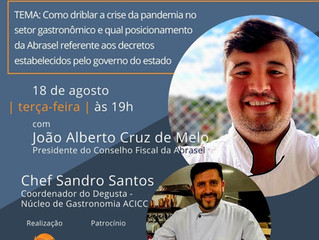 Circuito Lives ACICC - Banrisul VERO conversa com João Alberto Cruz de Melo, presidente do Conselho