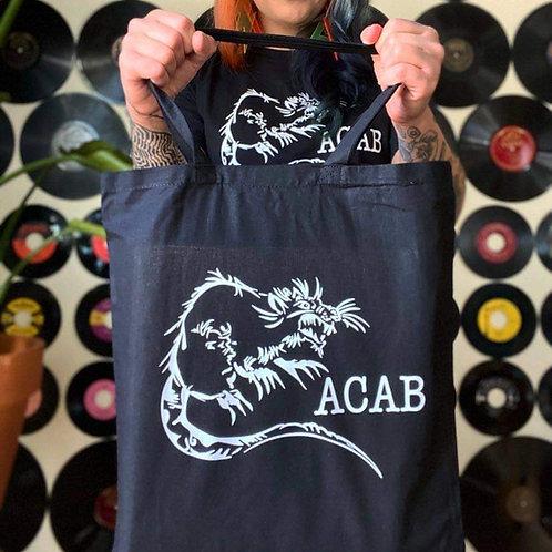 Rat ACAB Tote Bag