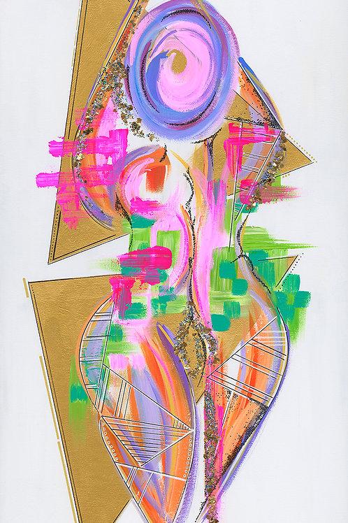 Body Positive .03 Print