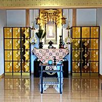 萩市 萩 満行寺 納骨堂 のうこつどう 位牌堂 いはいどう 永代供養 えいたいくよう