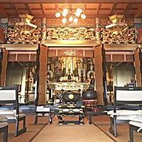 満行寺 本堂
