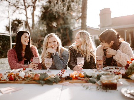 Galentine's Day Styled Shoot