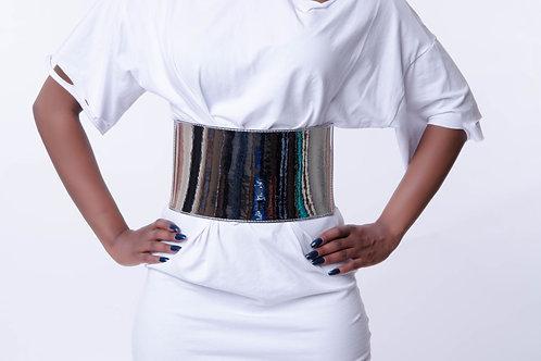 Silhouette belt