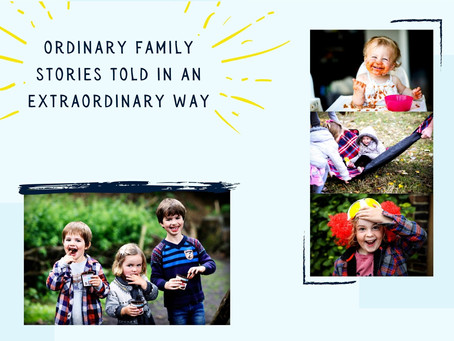 Family Photography in Cuckfield - June Mini Sessions - Dates now available - 26th/27th June 2021