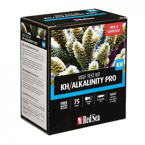 Red Sea Alkalinity Pro Test Kit