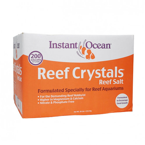 Reef Crystals Salt Mix - 200 Gallon Box