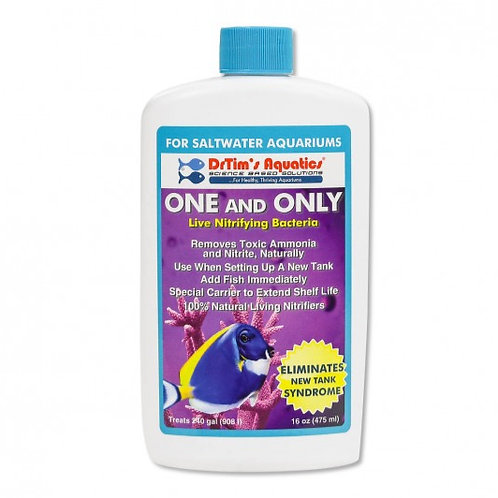 One & Only Nitrifying Bacteria