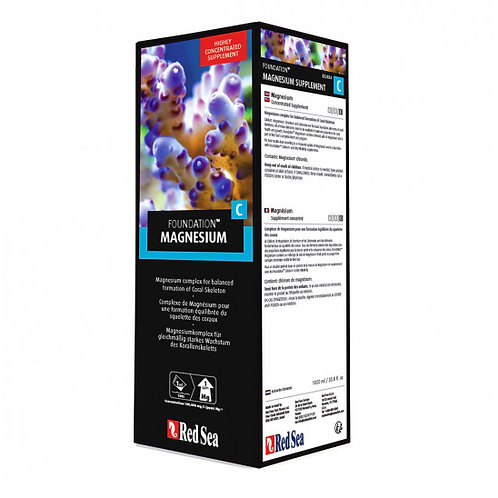 Red Sea Reef Foundation C Magnesium Liquid Supplement