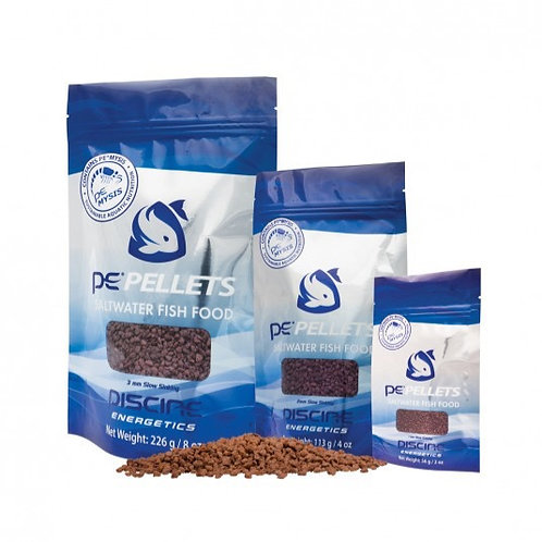 PE Pellets Saltwater Fish Food