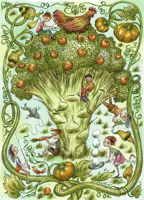 Broccoli Wonderland